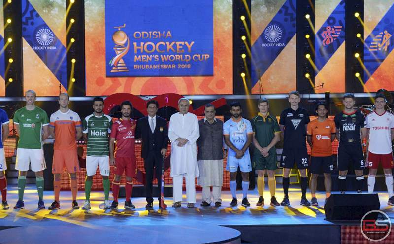 Hockey Men S World Cup Bhubaneswar Belgium Lifts The Cup For The