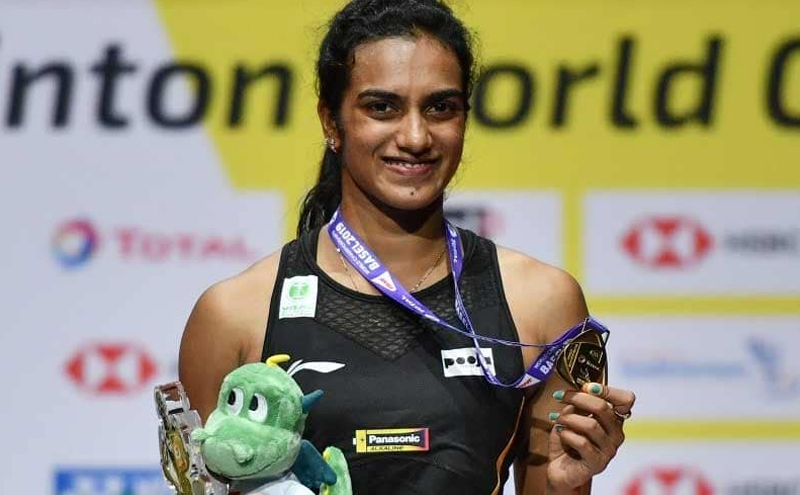 World Badminton Champion PV Sindhu: Result of Right Training, Workout, Diet and Discipline
