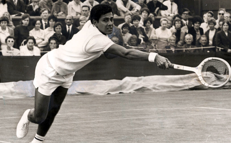Indian Tennis Legend Akhtar Ali Passes Away