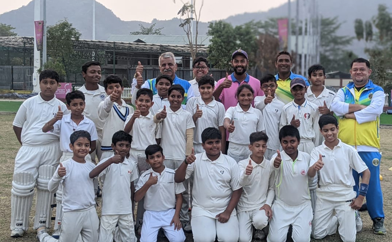 Rajasthan Royals conduct first-ever grassroots camp in Assam
