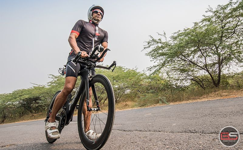 Gaurav Makkar: First Triathlete to Represent India in Ultraman World Championship