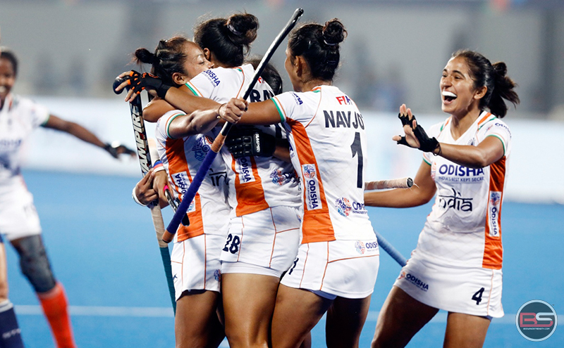 Rani Rampal Leads India's Women Hockey to its Third Olympics