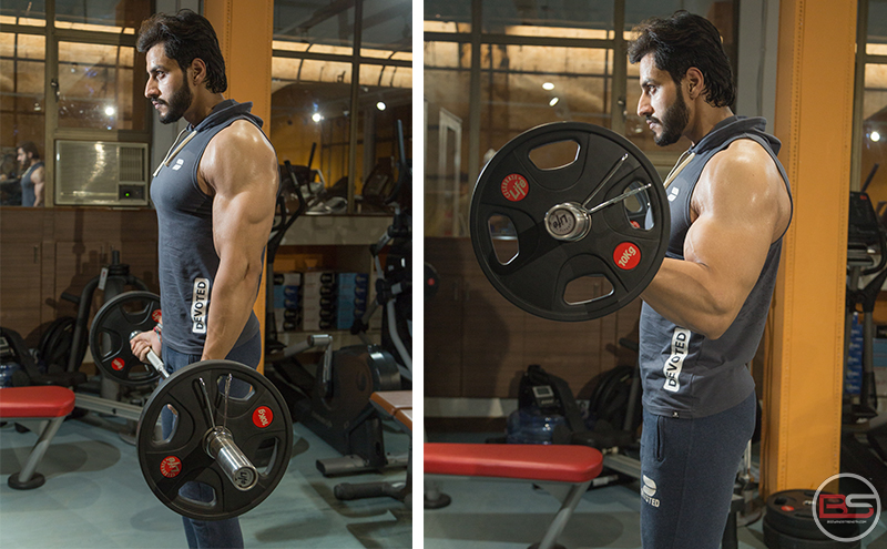 Arm Assault Workouts to Mass-Up Your Biceps and Triceps
