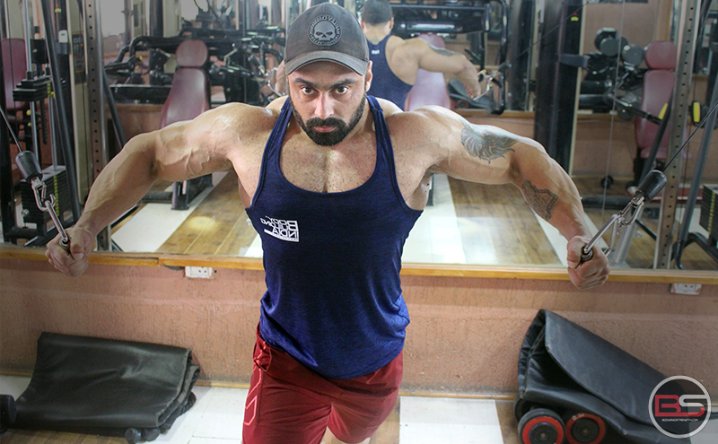 5 Ways to Build that Armor Plate Chest with Kirat Lakhyan