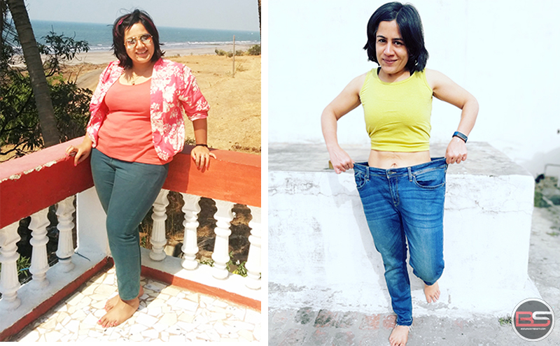 Incredible Transformation of Manvi Kaushal: Once she couldn't even climb to the second floor of the building!