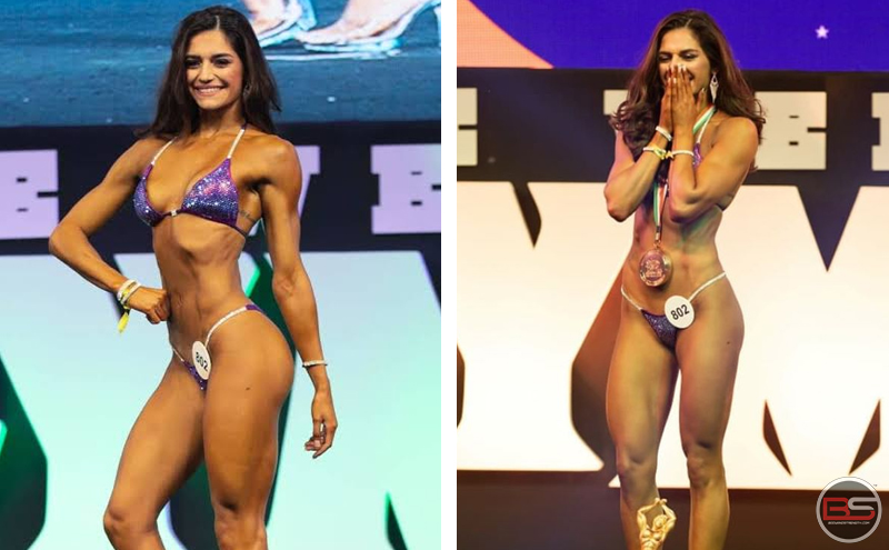 Journey of IFBB Pro Annabel DaSilva