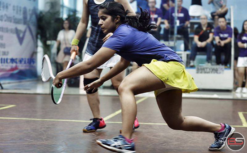 9th Indian Woman in History to Enter World Top 100 Ranking: Indian Squash Player Janet Vidhi Shares Her Fitness Mantra!