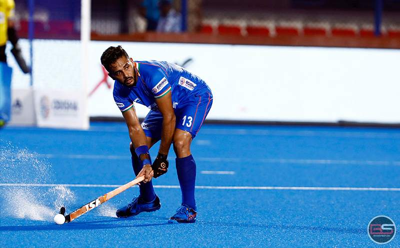 Indian Men's Hockey Team win Olympic Test Event after defeating New Zealand 5-0