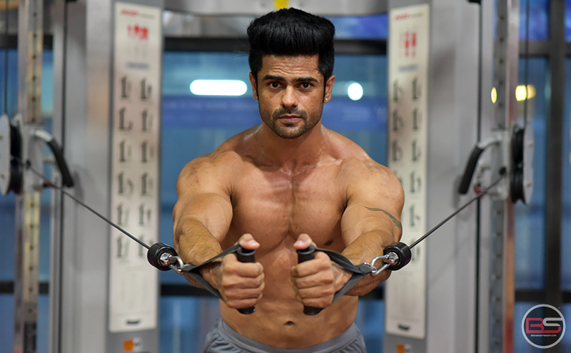3 Moves For A Killer Chest By Ashwani Duhan