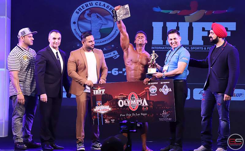 IHFF – Big Muscles Nutrition Presents Sheru Classic 2019 (Delhi) – The Grand Just Got Grander![Post]