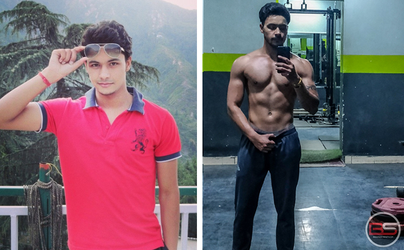 Skinniest Guy to A Fitness Model And Body Transformation Coach: The Journey of Mohit Arya