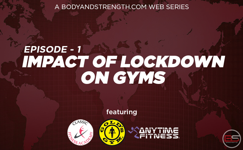 Fitness Weekly | Lockdown Files: Gyms