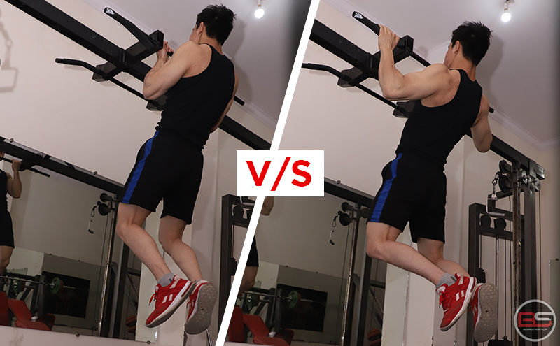 Chin Ups v/s Pull Ups: Which One Is Better?