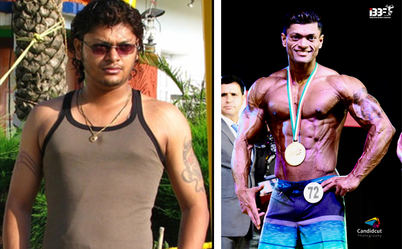 Discouraged By His Trainer, He Became a Bodybuilding Athlete: Sumit Banerjee