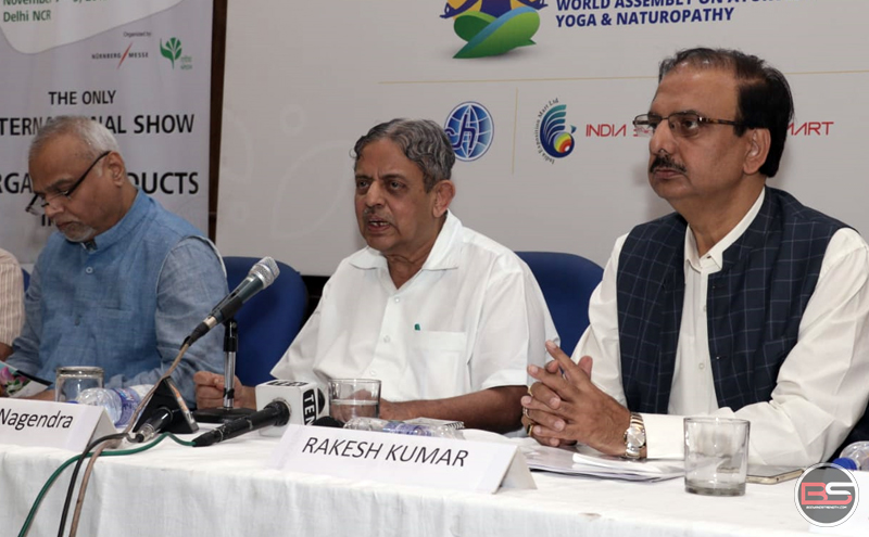 AYURYOG EXPO 2019 is a Mega Initiative