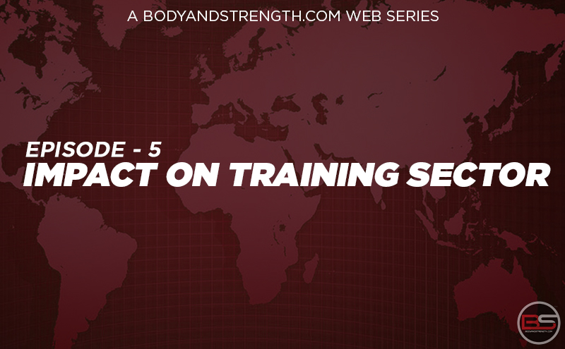 Fitness Weekly | Lockdown Series: Training Sector