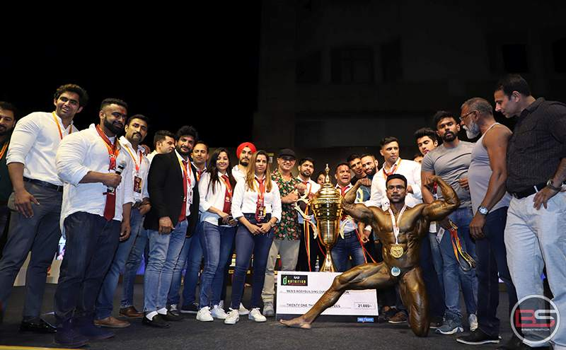Post Event - IBFF India Cup 2019: Setting Benchmarks - Transmen Category | Tallest Trophy