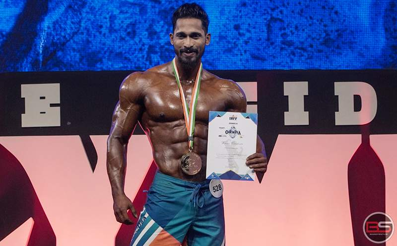 God of Bodybuilding Motivated Me, I Did What No One in Family Did: Jiten Marke