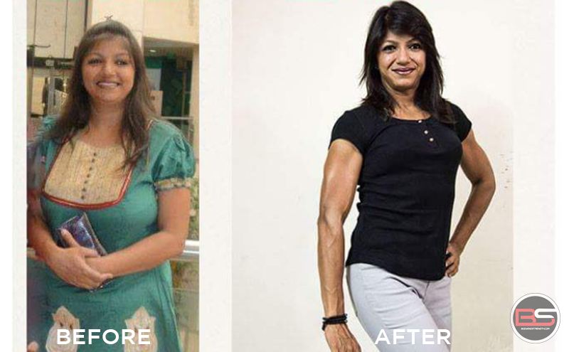 Sharmila Bhattacharya's Terrific Transformation: Where There is a Will, There is a Way!