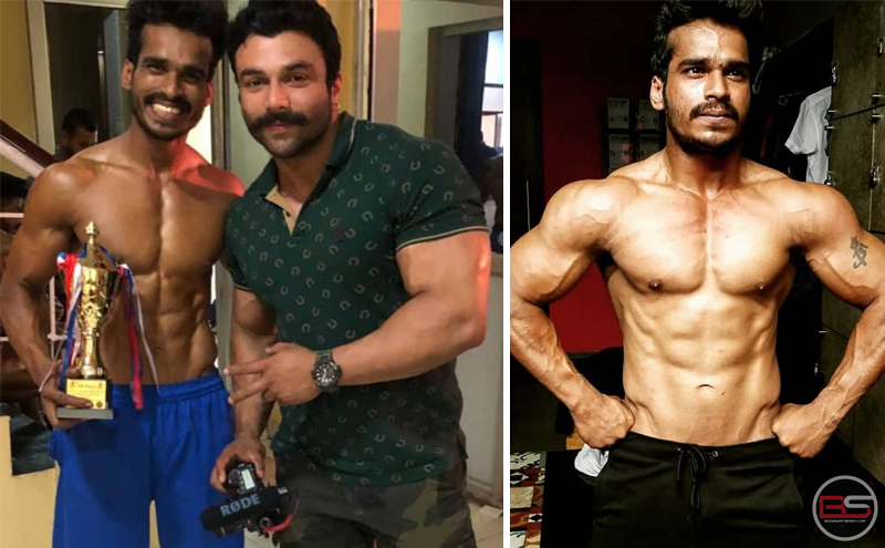 Ganesh Singh: A Personal Trainer and A Successful Men's Physique Athlete
