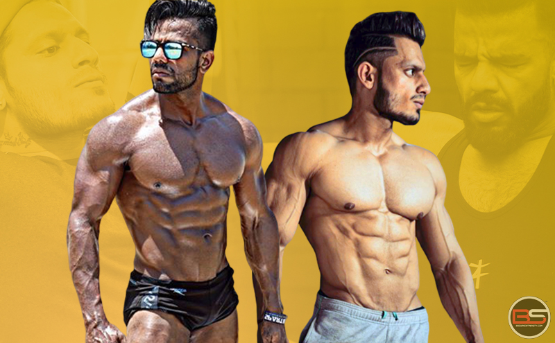Siddhant Jaiswal and Manoj Patil: Best Buddy Workout Ever!