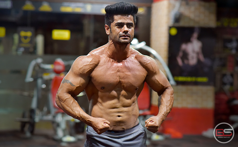 Shoulder Workout Techniques with Ashwani Duhan