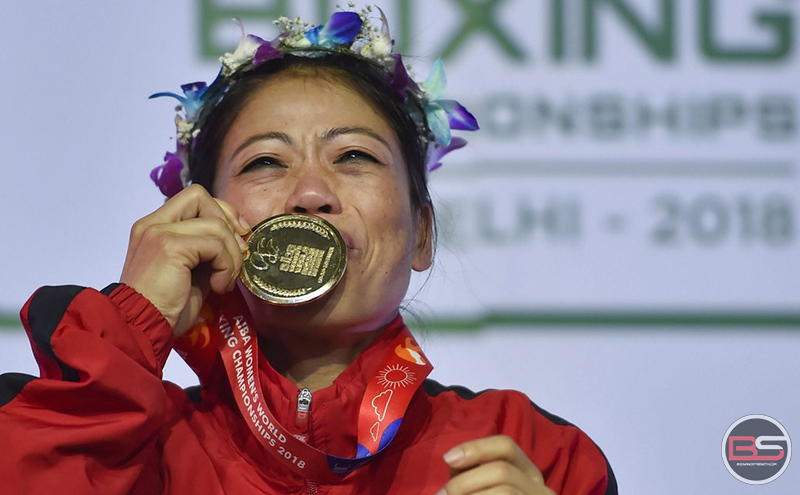 Mary Kom: AIBA World No. 1, Pride of India!