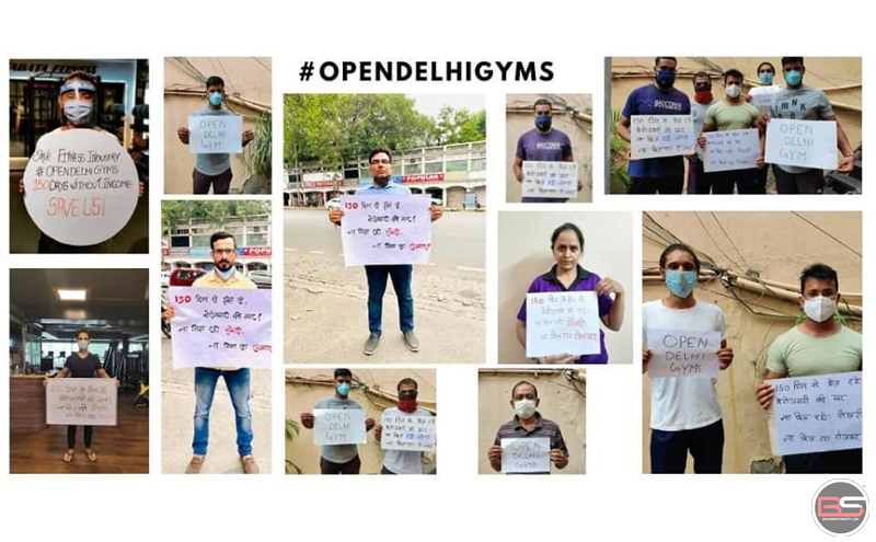 Delhi Gym Re-opening: All Gym Associations' Appeal to LG
