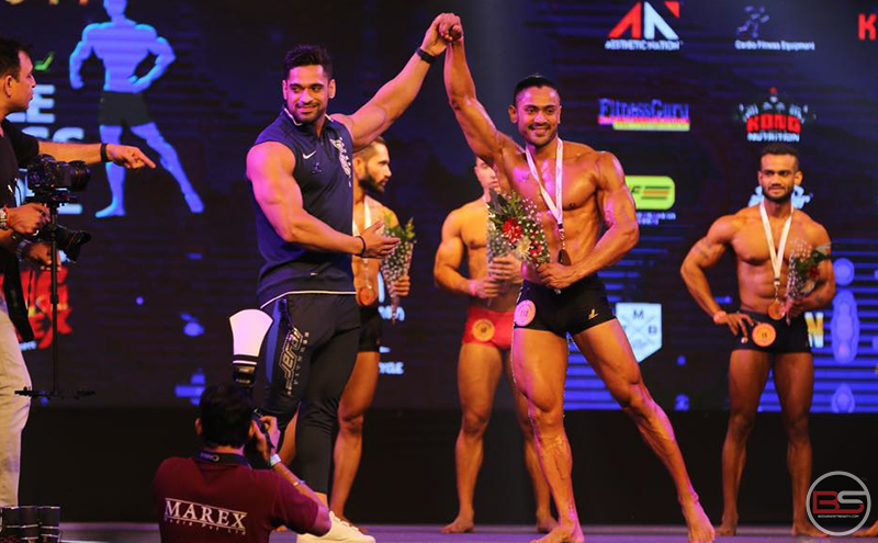 IFBB Pro Saurabh Singh: This Software Engineer Chose Bodybuilding Sp