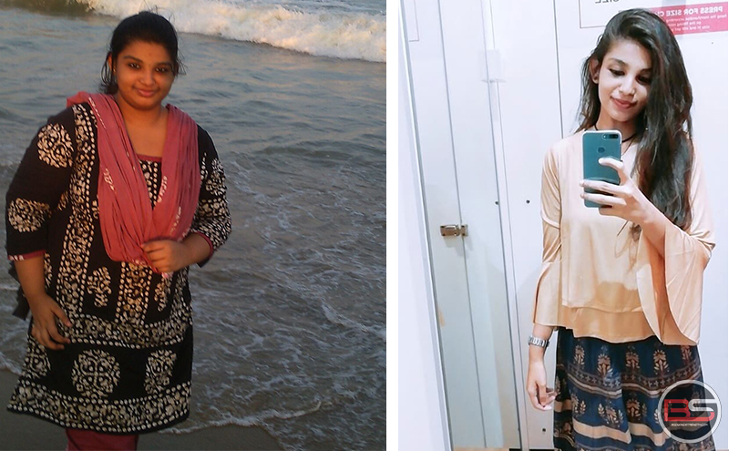 From XXXL to S – Mammoth Transformation of Padmaja Ramesh