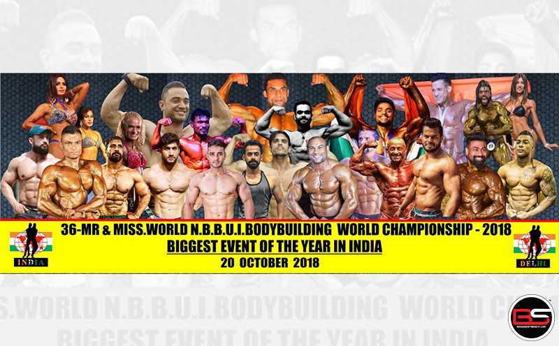 36th NBBUI Mr. World Championship: Here's all you need to know!