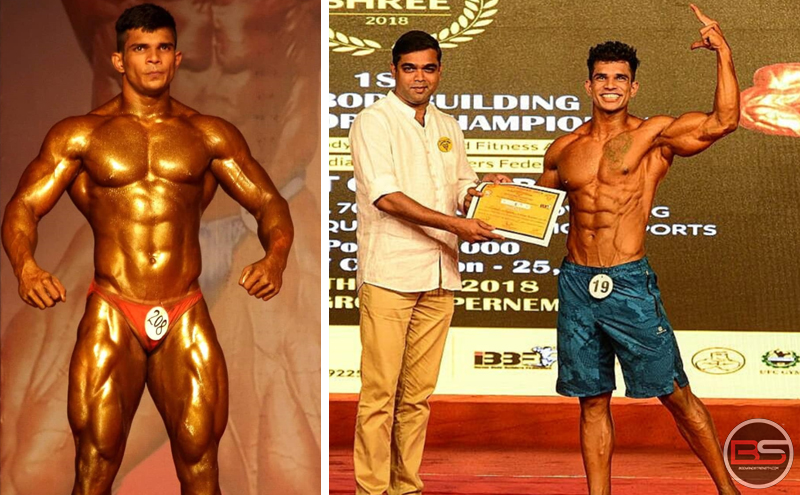 Designer Turned Bodybuilder: Rohitesh Manjrekar