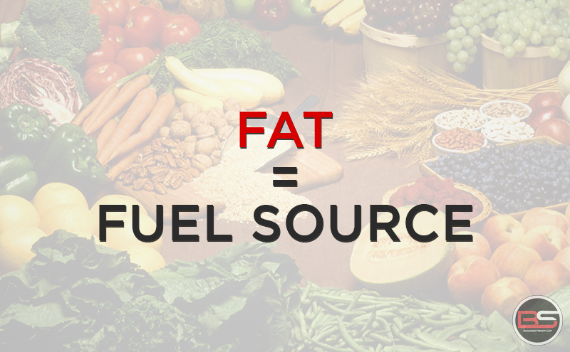 Use Fat to Fuel your Body