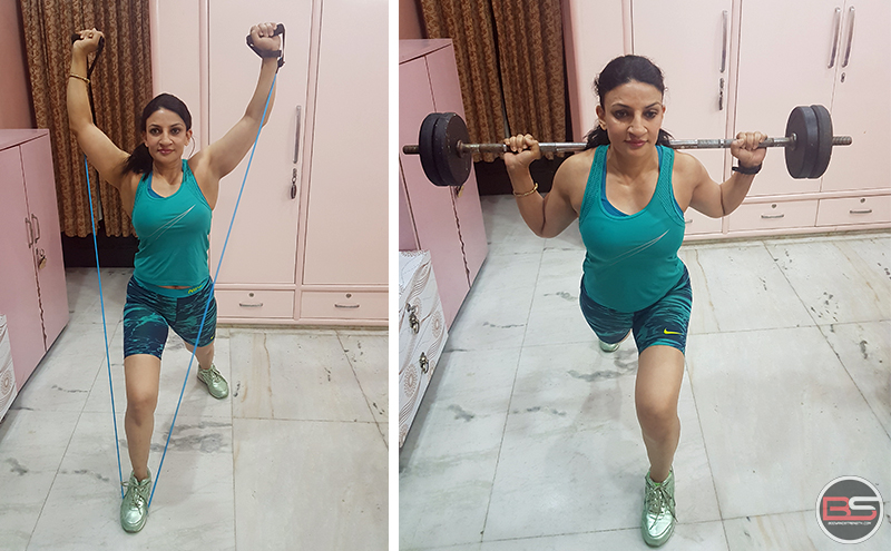 Home Exercises for Women for Better Body and Strength – by Rita Jairath