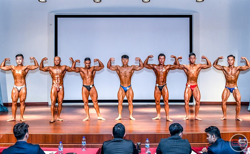 WORLD NATURAL BODYBUILDING FEDERATION INDIA: Indian team brings laurels from Singapore!