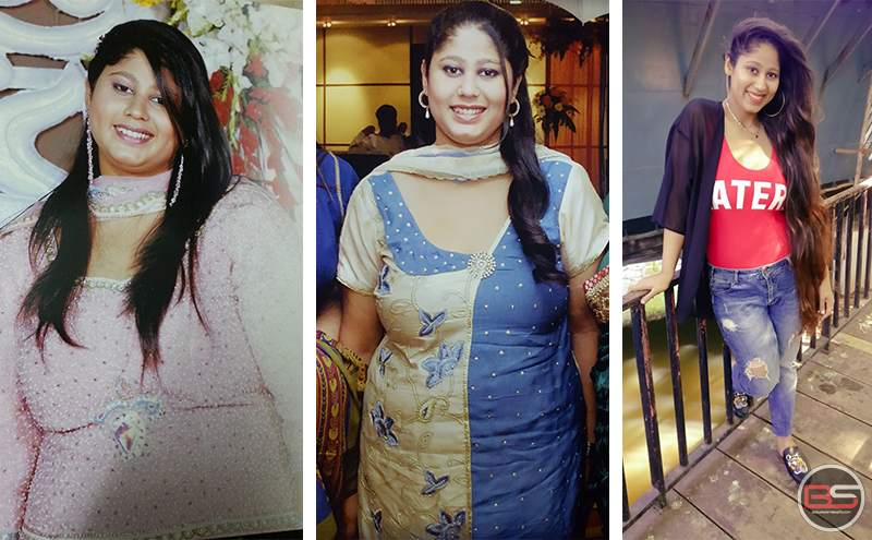 Damini Mishra's Lightning-Bolt Transformation from 110kg to 60kg