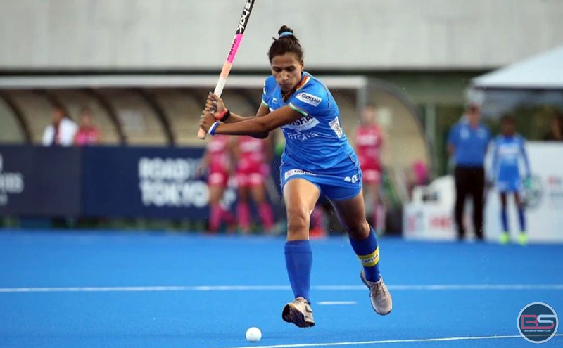 Hockey India congratulates Rani on being nominated for the Padma Shri award