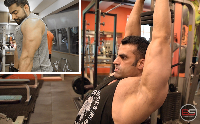 3 Workouts for Building your Triceps - Day 4 - Triceps