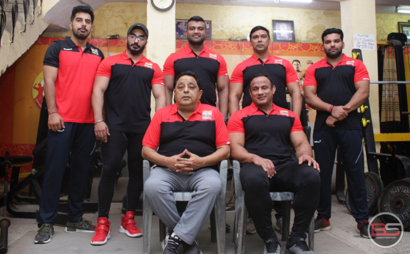 Indian Powerlifting Team to Take on the World