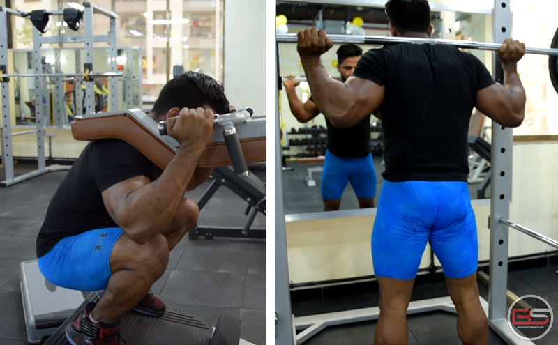 Siddhant Jaiswal's Ultimate Leg Workout