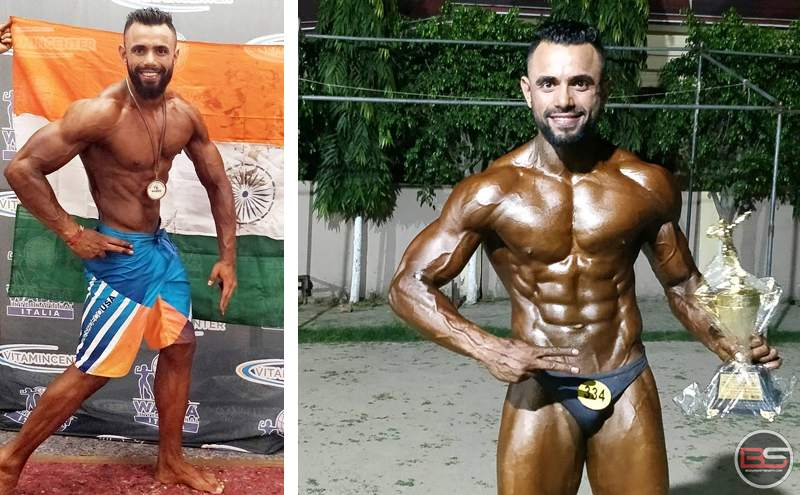 Himanshu Tyagi: Cyber Security Analyst and A Men's Physique Athlete!
