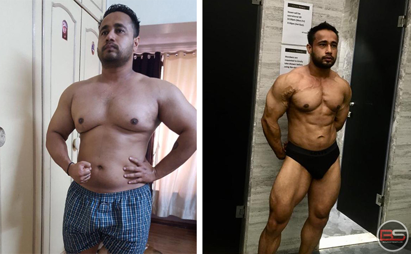 How I Lost 30kg on the Scale without Compromising on Muscle Strength: Shashank Khanduri
