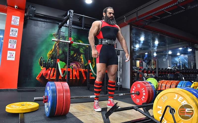 Md. Azmat's Deadlift – The Super Technique