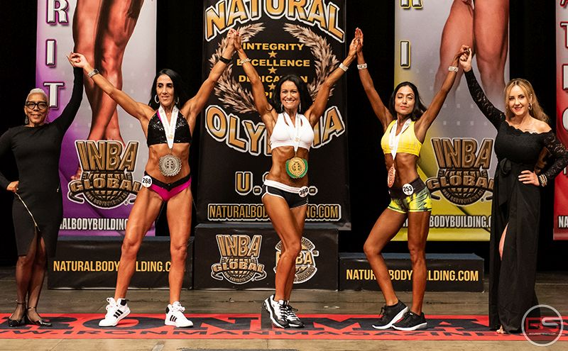 Shelly Arora Clinches Bronze in Sports Model Category at INBA Olympia