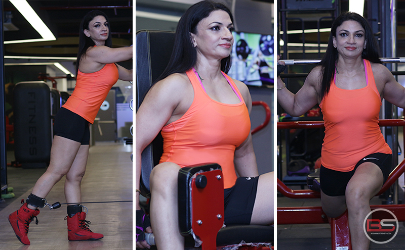 3 Workouts for Super Strong Butts by Rita Singh