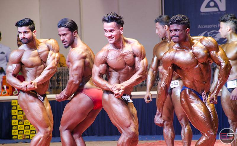 Sangram Classic: First Bodybuilding show after athlete
