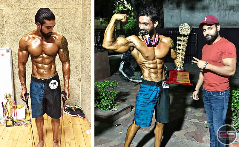 Harish Chaudhary: Bodypower Fitfactor Winner 2018 tells His Story