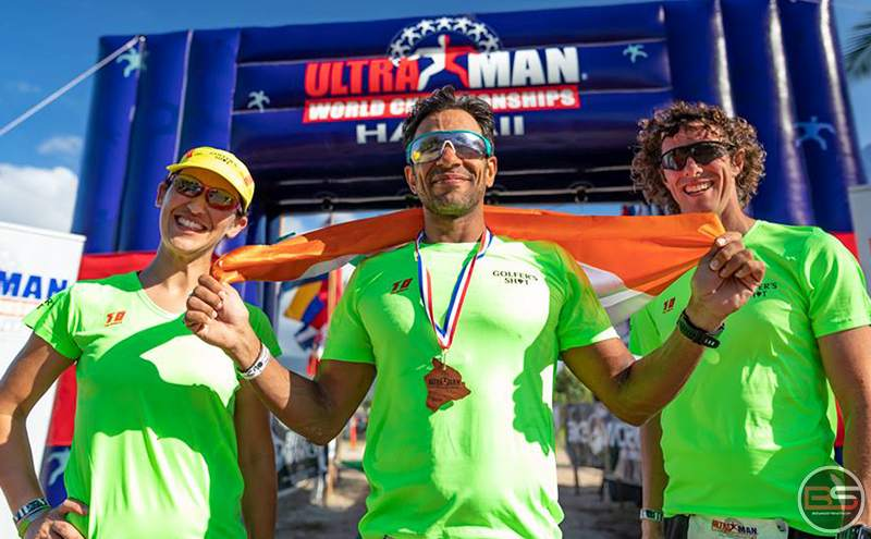 Training for Ironman for beginners by Gaurav Makkar