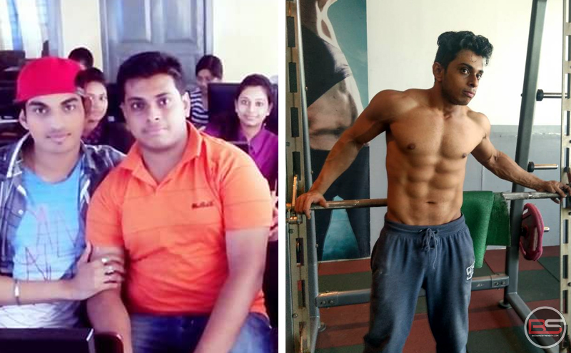 Neelanjan Banerjee, Fitness Model: Full On-Season Workout and Diet Plan!