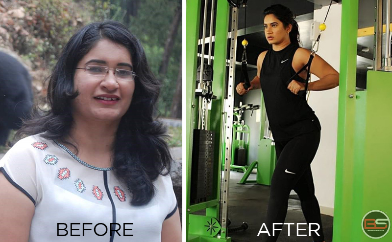 Soumya Rao, A Working Mother -  Lost 22Kgs in 8 Months!
